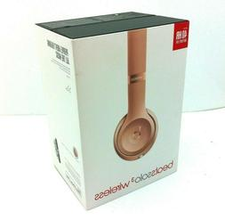 100% Authentic Beats by Dr. Dre Beats Solo3 Wireless On Ear